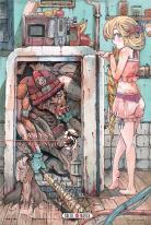 Manga - Abyss