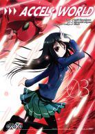 Manga - Accel world