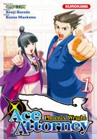Ace Attorney Phoenix Wright