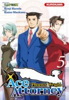 Ace Attorney Phoenix Wright 5