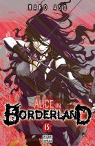 Manga - Alice in Borderland