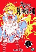 Manga - Alice in Murderland