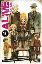 Vos acquisitions Manga/Animes/Goodies du mois (aout) - Page 2 Alive-last-evolution-manga-volume-17-simple-52728