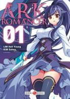 Manga - Ark:Romancer