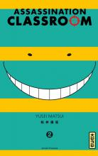 [Animé & Manga] Assassination Classroom Assassination-classroom-manga-volume-2-simple-74032