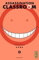 [MANGA/ANIME/FILM] Assassination Classroom (Ansatsu Kyoushitsu) ~ Assassination-classroom-manga-volume-4-simple-77961