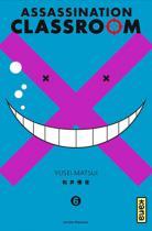 [MANGA/ANIME/FILM] Assassination Classroom (Ansatsu Kyoushitsu) ~ Assassination-classroom-manga-volume-6-simple-212919