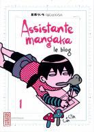 Manga - Assistante Mangaka Le Blog