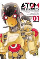 Manga - Atom - The beginning