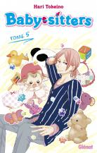 Baby-sitters Baby-sitters-manga-volume-5-simple-209388