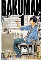 Manga - Bakuman