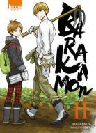 Manga - Barakamon