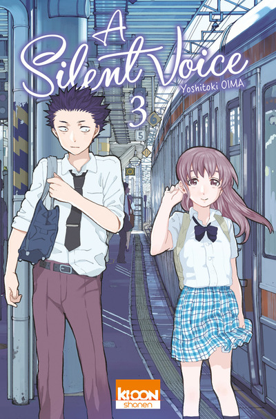 A Silent Voice tome 3
