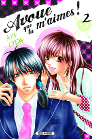 Avoue que tu m'aimes Avoue-que-tu-m-aimes-manga-volume-2-simple-59485