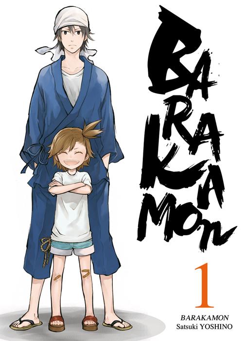 [MANGA/ANIME] Barakamon Barakamon-manga-volume-1-simple-60198