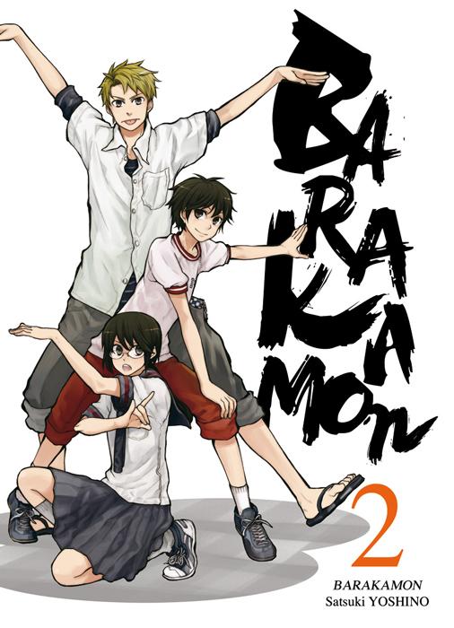 [MANGA/ANIME] Barakamon Barakamon-manga-volume-2-simple-62988