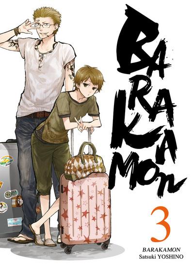 [MANGA/ANIME] Barakamon Barakamon-manga-volume-3-simple-68098