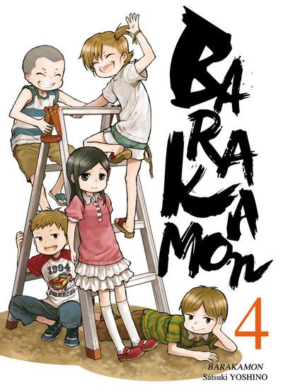[MANGA/ANIME] Barakamon Barakamon-manga-volume-4-simple-70785
