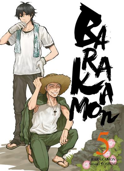 [MANGA/ANIME] Barakamon Barakamon-manga-volume-5-simple-73064