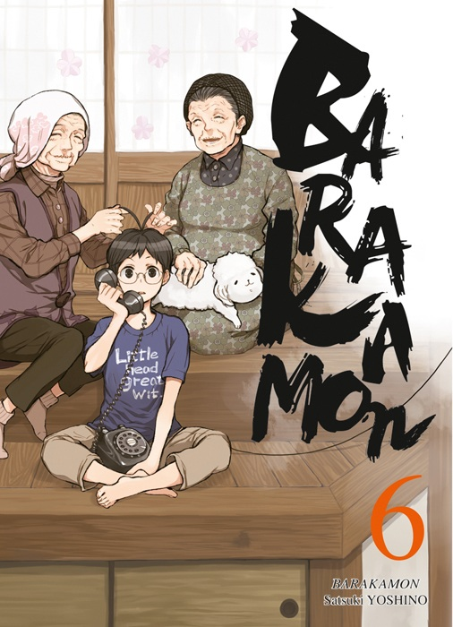 [MANGA/ANIME] Barakamon Barakamon-manga-volume-6-simple-73501