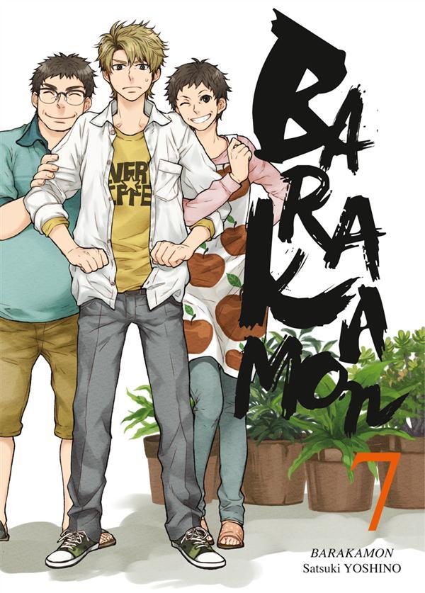 [MANGA/ANIME] Barakamon Barakamon-manga-volume-7-simple-74839