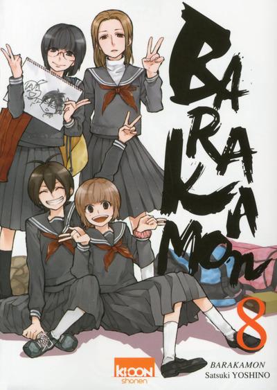 [MANGA/ANIME] Barakamon Barakamon-manga-volume-8-simple-78102