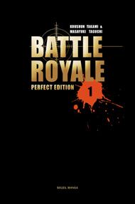 Soleil Battle-royale-manga-volume-1-perfect-edition-22850