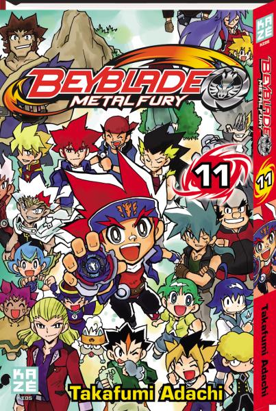 [MANGA/ANIME] Beyblade Metal Fusion / Masters / Fury Beyblade-metal-fusion-masters-fury-manga-volume-11-simple-63025
