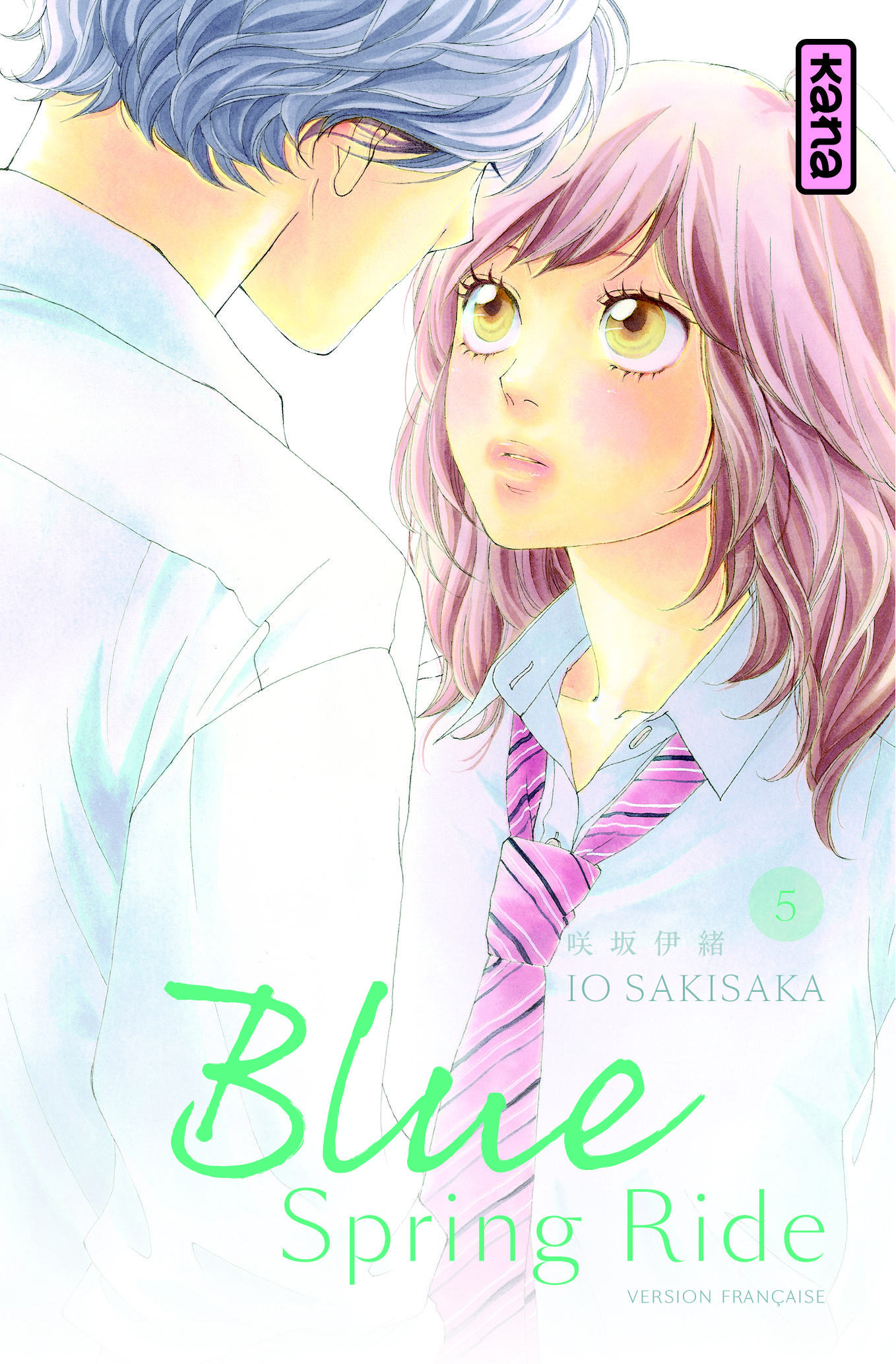 [MANGA/ANIME] Blue Spring Ride (Ao Haru Ride) Blue-spring-ride-manga-volume-5-simple-77941