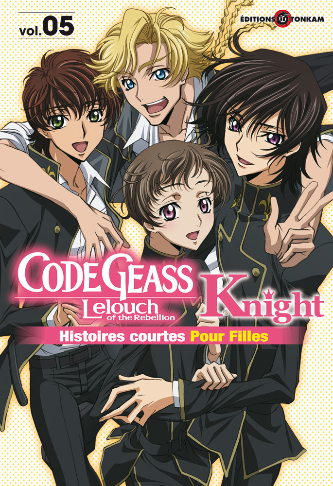 Code Geass Knight for Girls 5 édition Simple