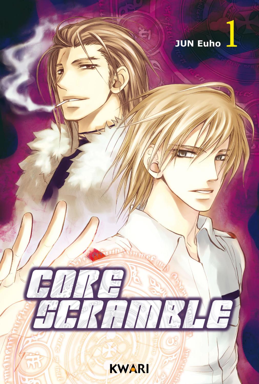 Core Scramble - Jun Euho Core-scramble-manhwa-volume-1-simple-58668
