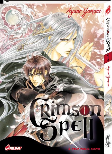 Crimson Spell - Ayano Yamane Crimson-spell-manga-volume-1-simple-55420