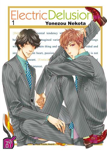 Electric Delusion - Yonezo Nekota Electric-delusion-manga-volume-1-simple-67486