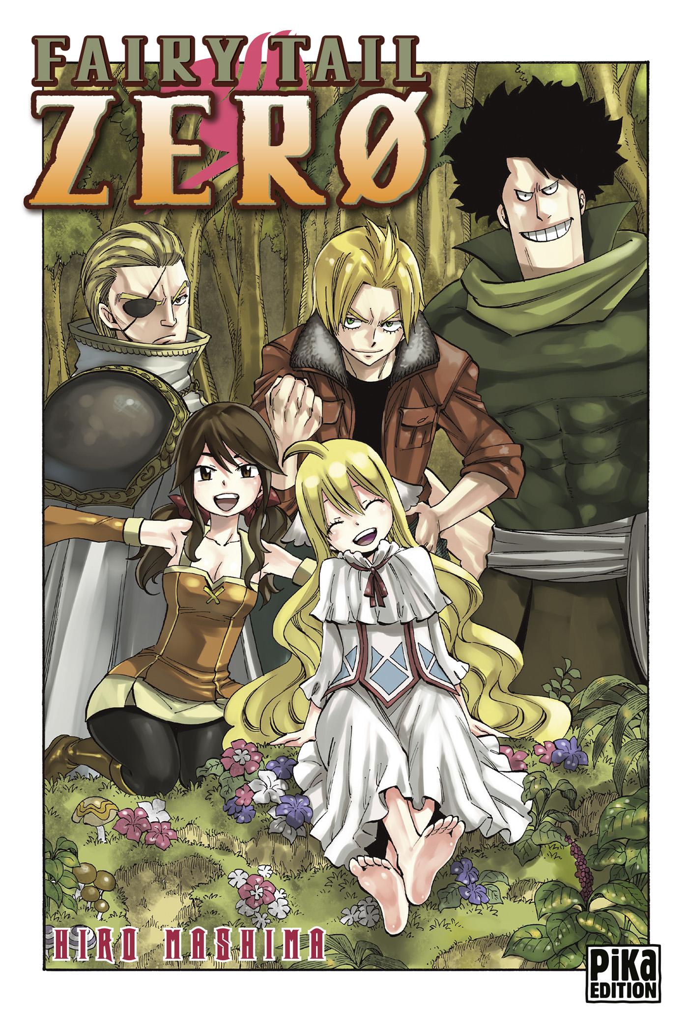 Lecture En Ligne Fairy Tail Zero