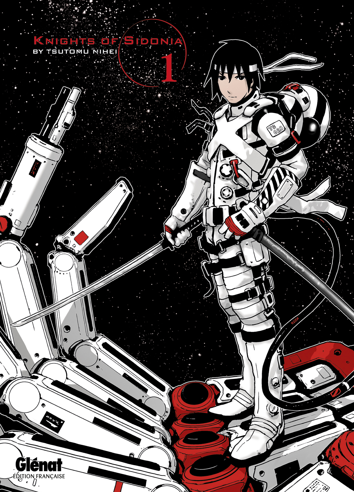Chronique d'animé Japonais - Page 12 Knights-of-sidonia-manga-volume-1-simple-66464