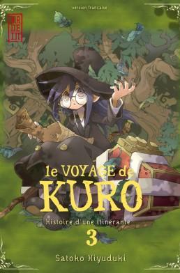 [MANGA] Le voyage de Kuro Le-voyage-de-kuro-manga-volume-3-simple-66715
