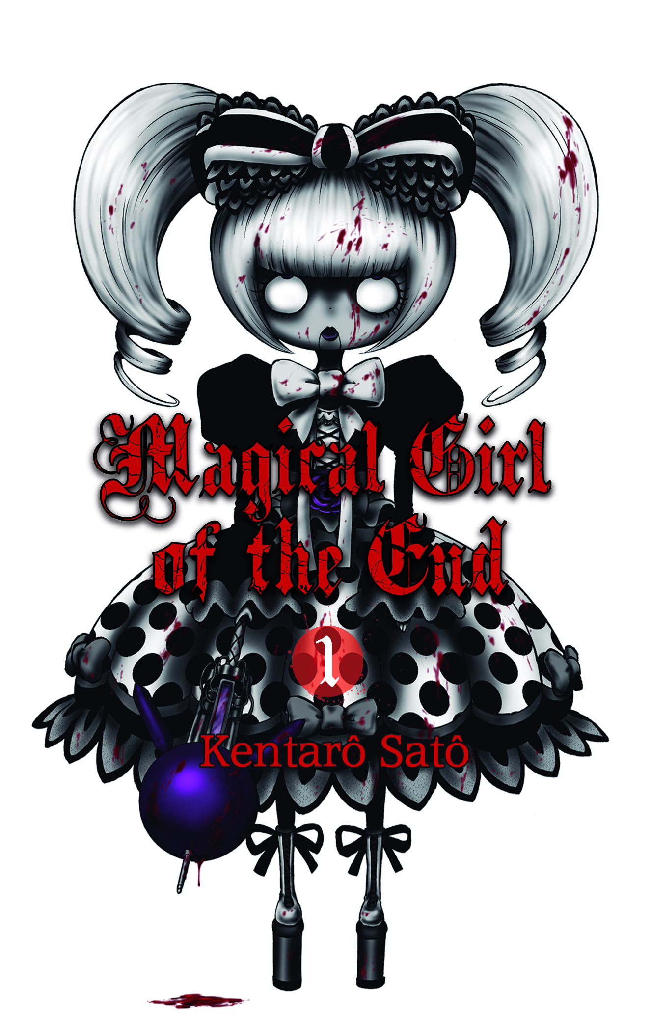 Magical Girl of the End 1 édition Simple
