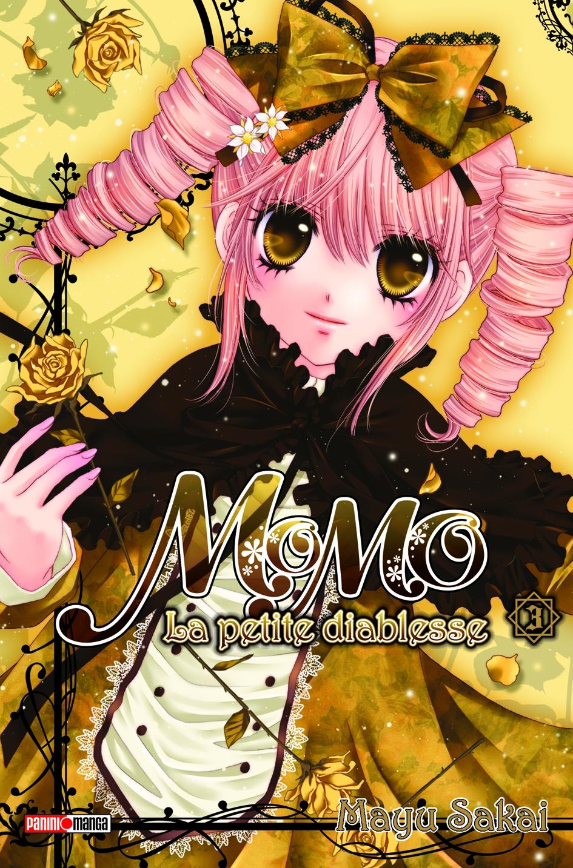 Momo la petite diablesse 3 dition simple panini manga manga sanctuary - Petite diablesse ...
