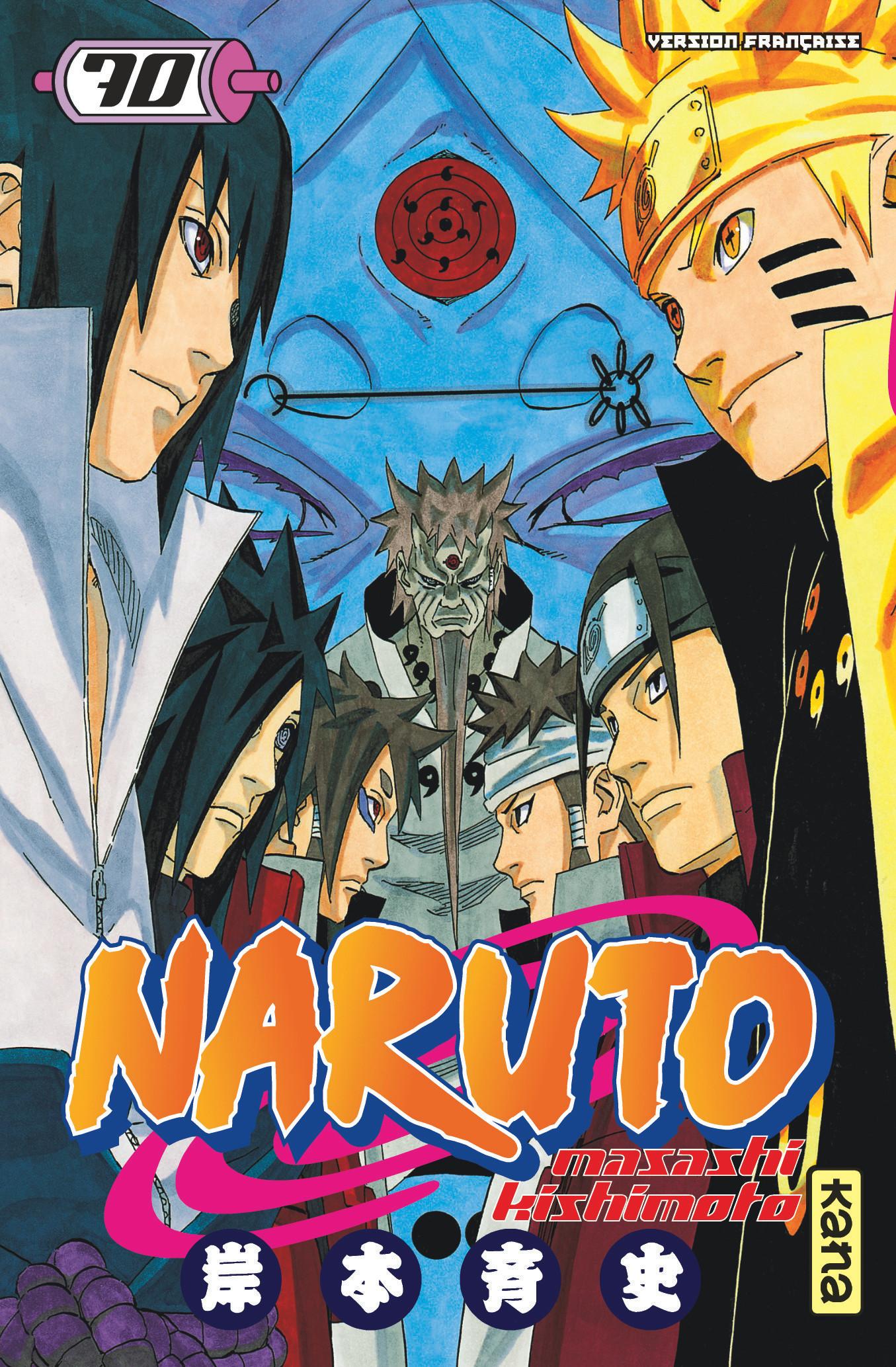 Fairy Tail Manga Naruto 70 233 Dition Fran 231 Aise Kana Manga Sanctuary