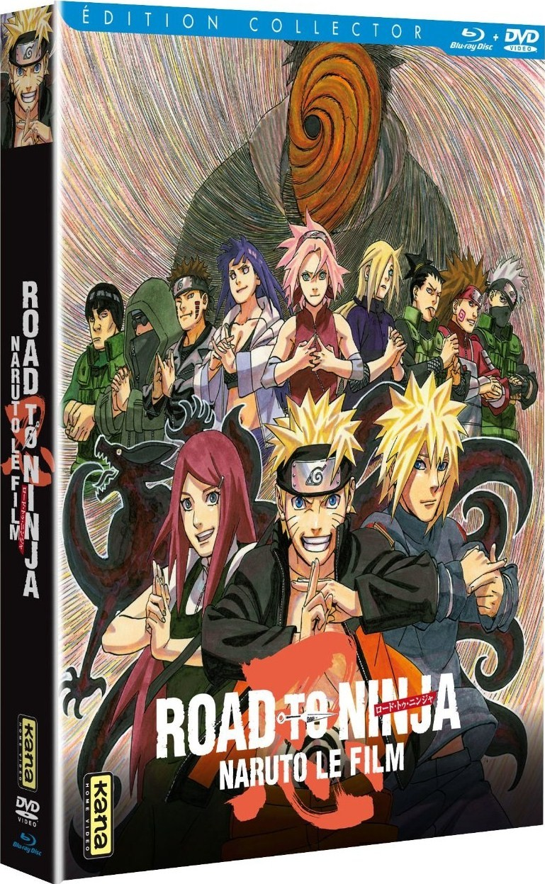 Naruto Shippuden Film 6 - Road To Ninja [MULTiLANGUES] [DVD-R][PAL]