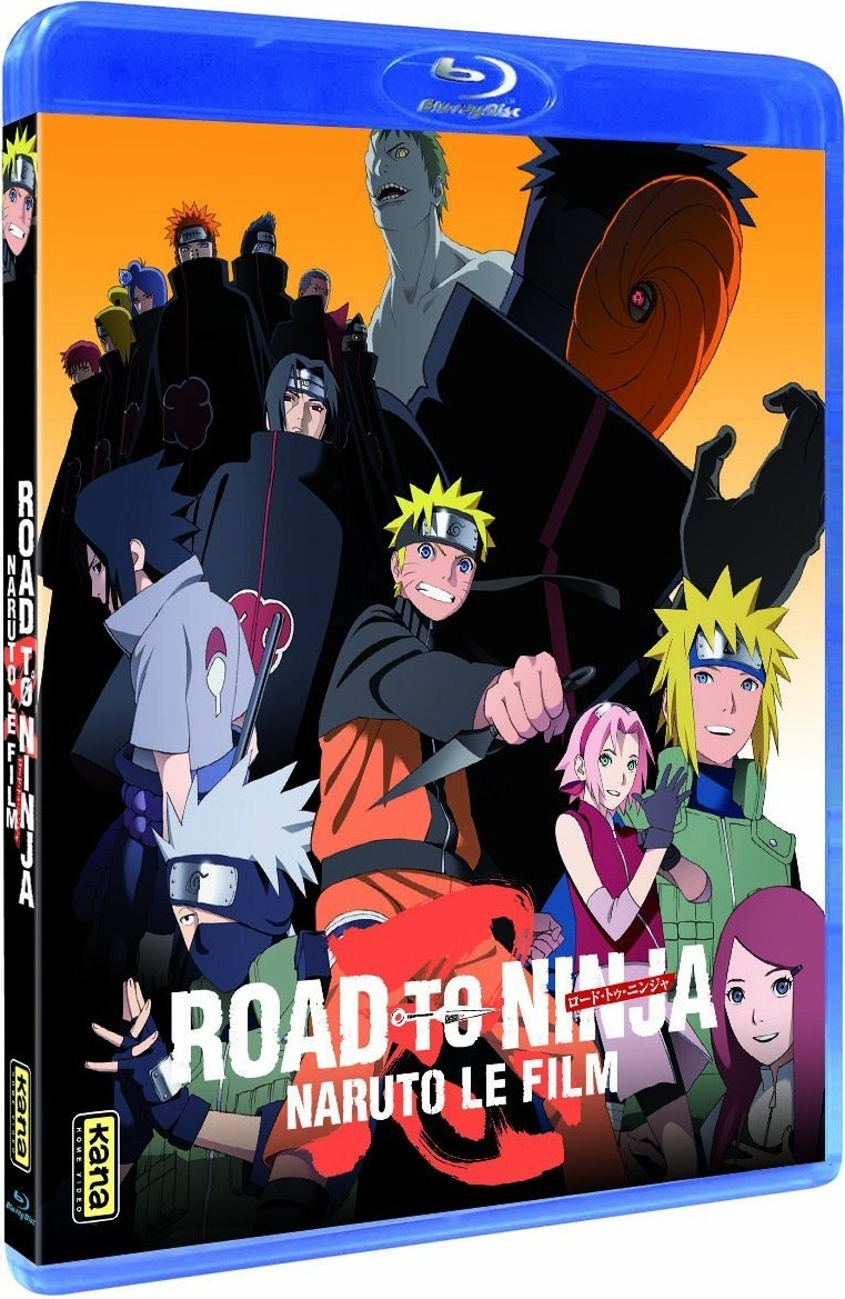 Naruto Shippuden Film 6 - Road To Ninja