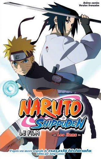 Les liens ( Film 2 Shippuden )  Naruto-shippuden-les-liens-animecomics-volume-1-simple-51816