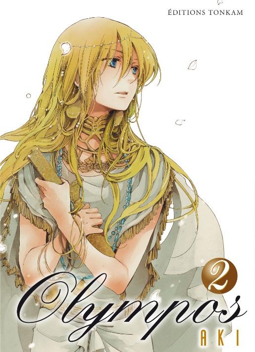 Quelles sont vos couvertures préférées ? Olympos-manga-volume-2-simple-55222