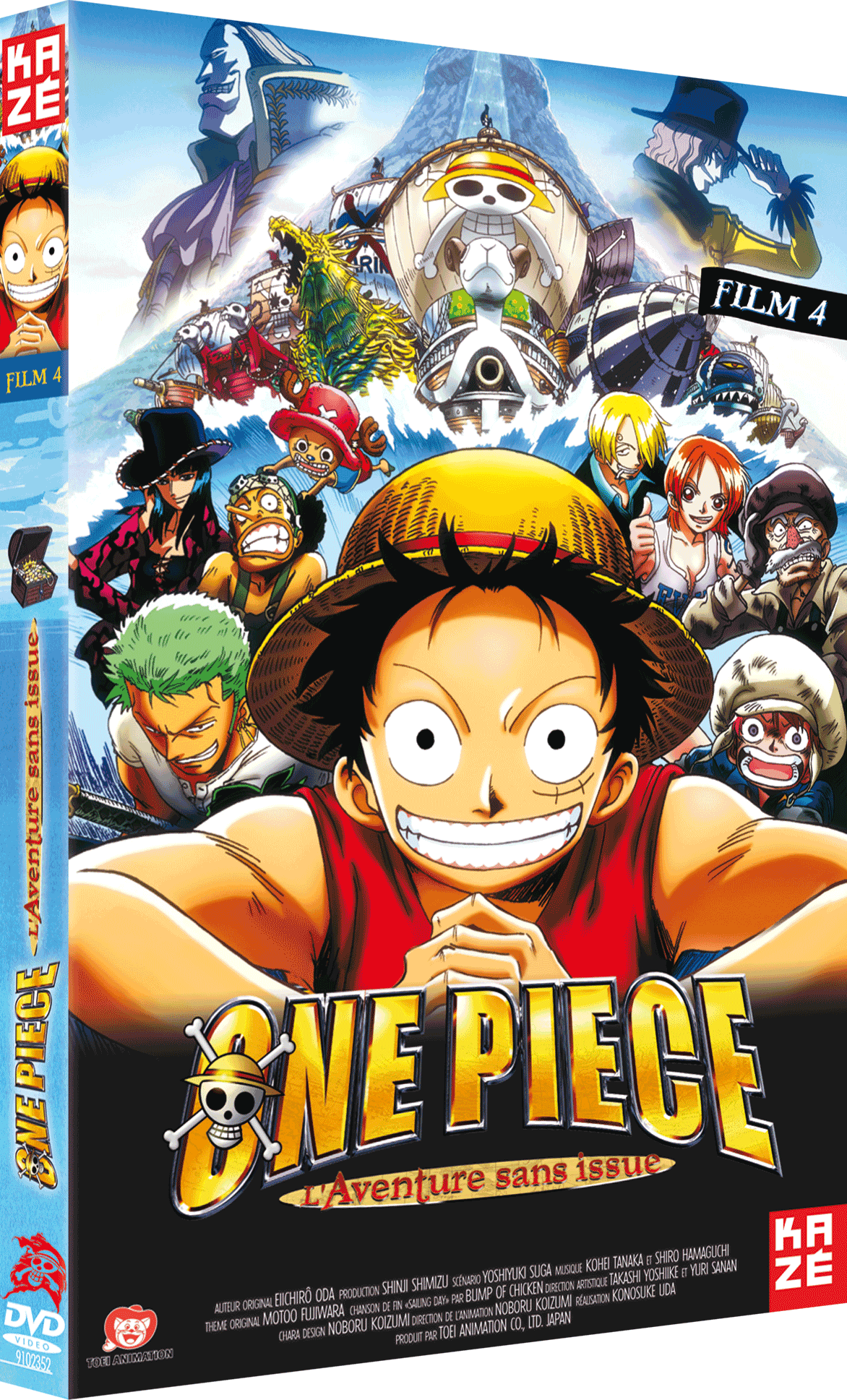 Watch One Piece 1 The Great Gold Pirate One Piece Full HD Movies