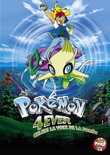 Pokémon Le Film 04 - La Voix De La Forêt