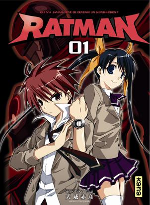 [Mangas] Ratman Ratman-manga-volume-1-simple-52382