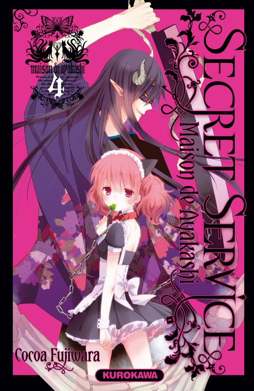 Secret Service  - Page 2 Secret-service-maison-de-ayakashi-manga-volume-4-simple-61083