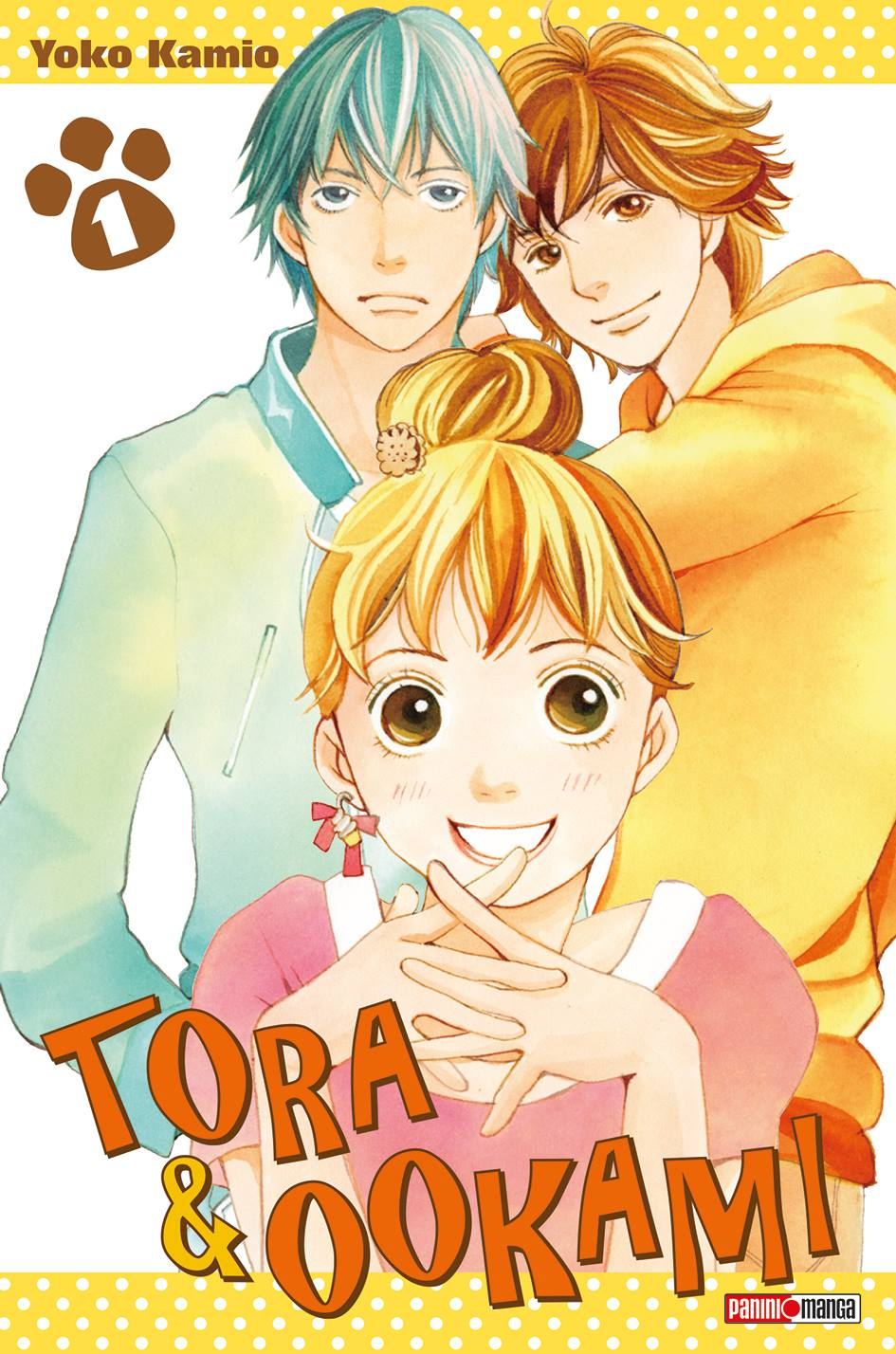 Tora & Ookami  Tora-okami-manga-volume-1-simple-75760