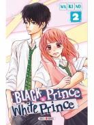 Manga - Black Prince & White Prince