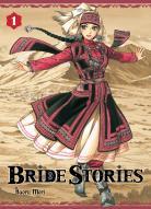 Les Mangas que vous Voudriez Acheter / Shopping List - Page 6 Bride-stories-manga-volume-1-simple-45658